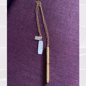 1928 Jewelry Vintage Inspired Pen Necklace - NWT!